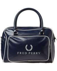 Fred Perry Authentic - Fred Perry Tennis Holdall - Lyst