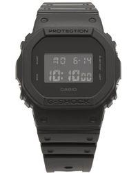 G-Shock - Casio Dw-5600bb-1er Heritage Watch - Lyst