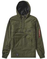 Alpha Industries - Wp Anorak - Lyst