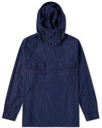 Engineered Garments - Cagoule Shirt Jacket - Lyst