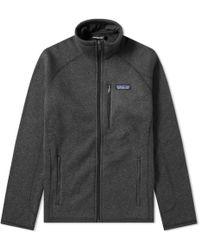 Patagonia - Better Jumper Jacket - Lyst