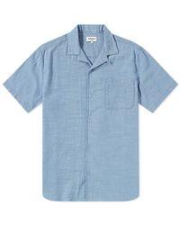 YMC - Short Sleeve Malick Shirt - Lyst