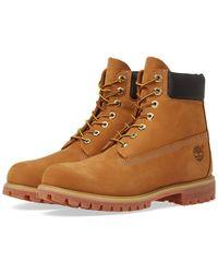 Timberland - Premium Original 6inch Waterproof Boots - Lyst