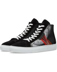 Marcelo Burlon - Wings Barcode High-top Trainers - Lyst