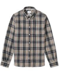 Norse Projects - Hans Loose Weave Gauze Shirt - Lyst