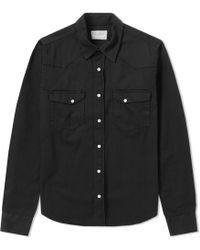 Nudie Jeans - Nudie Jonis Denim Shirt - Lyst