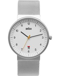 Braun - Bn0032 Watch - Lyst