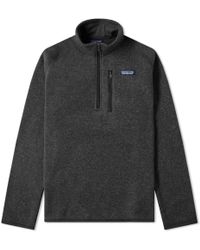 Patagonia - Better Jumper 1/4 Zip Jacket - Lyst