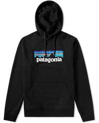 Patagonia - P-6 Label Uprisal Hoody - Lyst