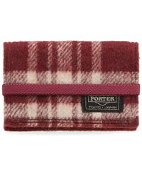 Head Porter - Lesson Band Card Case - Lyst