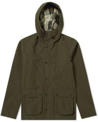 Barbour - Hooded Bedale Casual Jacket - Japan Collection - Lyst