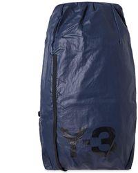 e71e1f3eae73 Lyst - Y-3 Black Qasa Reflex Backpack in Black for Men