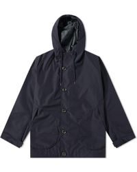Nanamica - Nylon Gore-tex Cruiser Jacket - Lyst