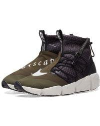 Nike | Air Footscape Utility Mid Dm | Lyst