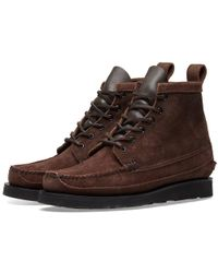 Yuketen - Maine Guide 6 Eye Db Boot - Lyst