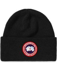 Canada Goose - Arctic Disc Toque Beanie Hat - Lyst