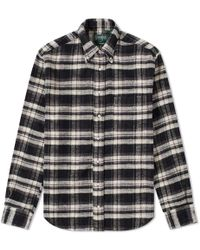Gitman Brothers Vintage - Triple Yarn Shirt - Lyst