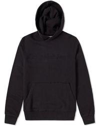 Calvin Klein - Harpo Text Pullover Hoody - Lyst