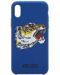 KENZO - Iphone X Case 'go Tigers!' - Lyst