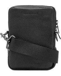 Our Legacy Delay Cross Body Bag - Black