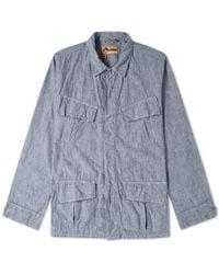 Nigel Cabourn   X Lybro Nam Shirt   Lyst