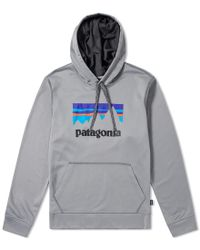 Patagonia - Shop Sticker Logo Popover Hoody - Lyst