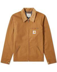 Carhartt WIP Carhartt Detroit Jacket - Brown