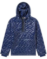 Converse - X Pam Quilted Hoody - Lyst