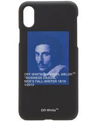 Off-White c/o Virgil Abloh - Bernini Iphone X Case - Lyst