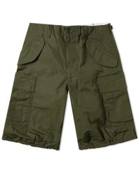 Beams Plus - Military Cargo Shorts - Lyst