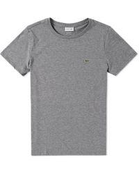 Lacoste - Classic Fit Tee - Lyst