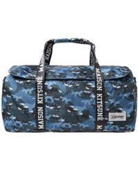 Maison Kitsuné X Eastpak Perce Duffle Bag