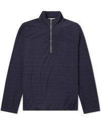 A Kind Of Guise - Fremont Half Zip Shirt - Lyst