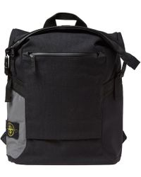 Stone Island - Nylon Panama Backpack - Lyst
