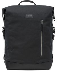 Sandqvist - Adam Organic Cotton Backpack - Lyst