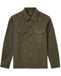 Neighborhood - C.p.o. Shirt - Lyst