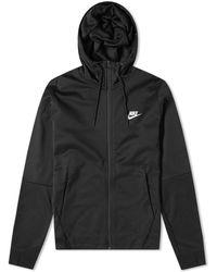Nike - Tribute Hooded Jacket - Lyst