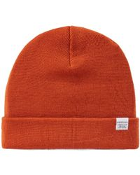 Norse Projects - Top Beanie - Lyst