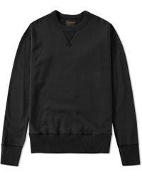 National Athletic Goods - Single V Warm Up Crew Sweat - Lyst