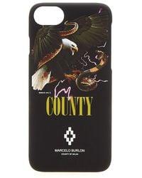 Marcelo Burlon - Eagle Iphone 8 Case - Lyst