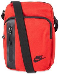 Lyst - Nike Tech Waist Bag in White for Men c9a18a4694