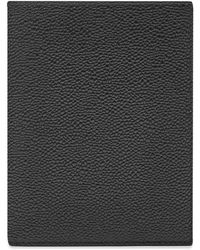 Thom Browne - Leather Passport Holder - Lyst