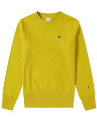 Champion - Women's Classic Crew Sweat - Lyst