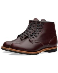 """Red Wing - 9011 Beckman 6"""" Round Toe Boot - Lyst"""