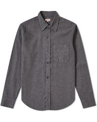 Arpenteur - Ted Flannel Shirt - Lyst