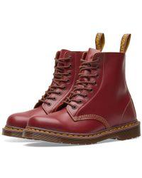 Dr. Martens - Dr. Martens 1460 Vintage Boot - Made In England - Lyst