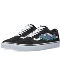 Vans - Old Skool Rose Thorns - Lyst