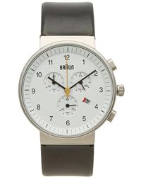 Braun | Bn0035 Chronograph Watch | Lyst