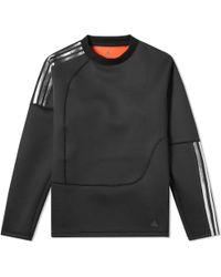 Adidas Originals | X Kolor Spacer Crew Sweat | Lyst