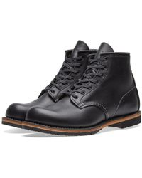 "Red Wing - 9014 Beckman 6"" Round Toe Boot - Lyst"